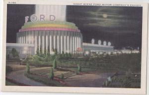 Ford Motor - Chicago Worlds Fair