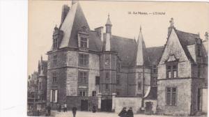 L'Eveche, Le Mans (Sarthe), France, 1900-1910s