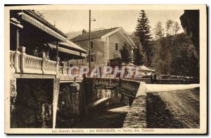 Old Postcard The Great Narrow Tunnel exit the Barracks