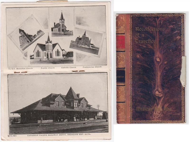 Folder, Medicine Hat, Alta (8 pics)
