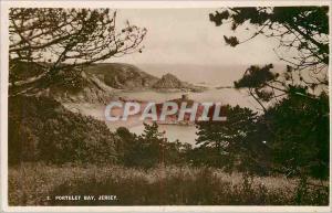 Postcard Old Portelet Bay Jersey