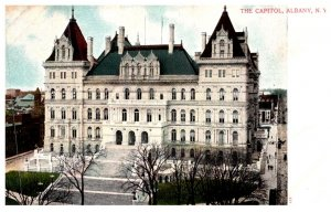 New York Albany , State Capitol Building