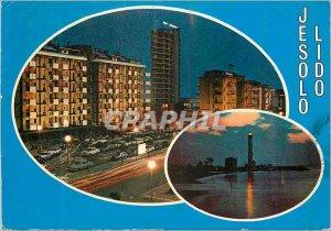 Postcard Modern Jesolo Lido