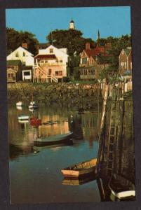 MASSACHUSETTS MA CAPE ANN Rockport Harbor MASS PC