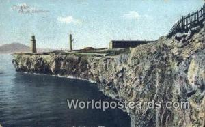 Gibralter Europa Lighthouse Europa Lighthouse