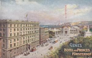 Genes , Hotel des Princes Furstenhof , Switzerland , 00-10s