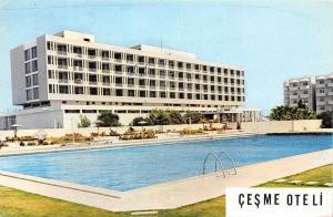 Turkey Cesme Oteli Hoteli Ilica Swimming Pool