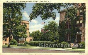 Campus Of Training School in Vineland, New Jersey