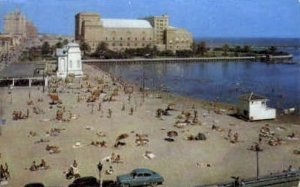 Lagoon and Municipal Auditorium - Long Beach, CA