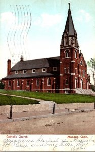 Connecticut Moosup Catholic Church 1907