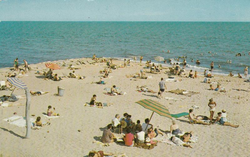 PORT ELGIN , Ontario, Canada, 50-60s ; Beach