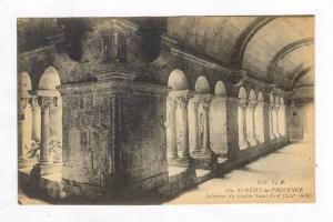 Interieur Du Cloitre Saint-Paul (XII siecle), Saint-Rémy-de-Provence (Bouche...