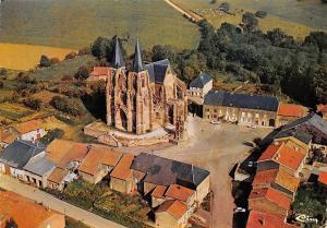 France Avioth Meuse Vue generale Aerienne La Basilique Basilica