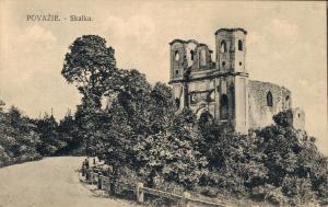 Czech Republic Považie Skalka 02.20