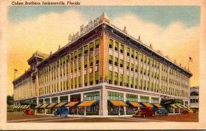 Florida Jacksonville Cohen Brothers Department Store
