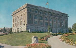 WENATCHEE, Washington, 1940-60s; Chelan County Court House