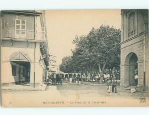 Divided-Back NICE VIEW Mostaganem - Mustyanem Algeria i4765