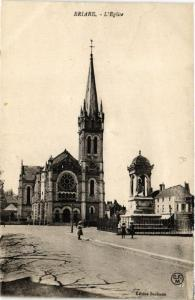 CPA BRIARE L'Église (607432)