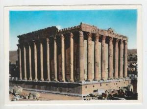 RP,  Temple of Bacchus, Lebanon, 1930-50s #2