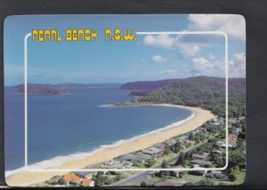 Australia Postcard - Overlooking Pearl Beach, New South Wales   RR3578