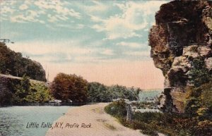 Profile Rock Little Falls New York 1913