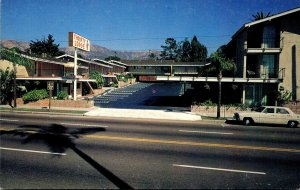 California Santa Barbara Thrifty Lodge