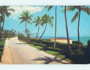 Pre-1980 SHORELINE DRIVE Palm Beach Florida FL hn5426
