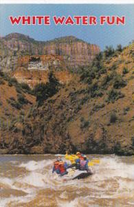 Whitewater Adventures Arizona's Salt River 1996