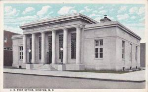 North Carolina Kinston U S Post Office