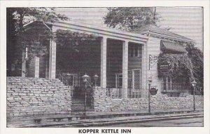 Indiana Morristown The Kopper Kettle And Kopper Kettle Inn