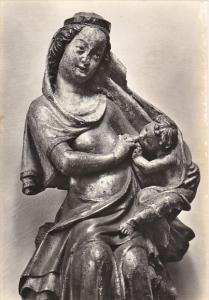 Czech Republic Nursing Madonna of Konopiste 1380 Galerie v Praze Photo