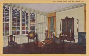 Library South End Mount Vernon Virginia