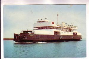 MV Lord Selkirk, Prince Edward Island, Nova Scotia Ferry. The Book Room