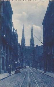 Rue Vital-Carles, Bordeaux (Gironde), France, 1900-1910s