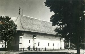 Romania Radauti biserica Bogdan Voda