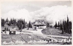 RP: Heather Lodge, Mt. Revelstoke National Park, B.C., Canada, 30-40s