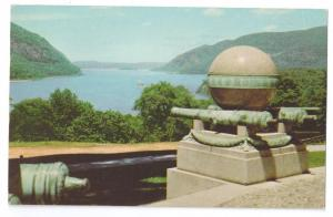 Trophy Point Battle Monument West Point NY Postcard