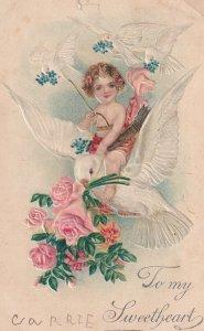 VALENTINE'S DAY, PU-1907; To My Sweetheart
