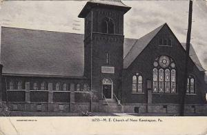 M.E. Church of New Kenington, Pennsylvania, PU-1910