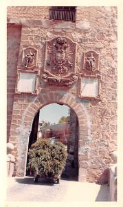 Spain Old Vintage Antique Post Card Toldeo Non Postcard Backing