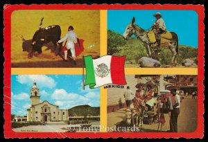 Buenos Deseos desde Mexico