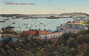 Falmouth from Harbour Terrace , UK , 1930