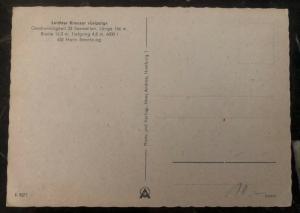 Mint Germany Real Picture Postcard RPPC Leipzig Cruiser Battle Ship WW2 B