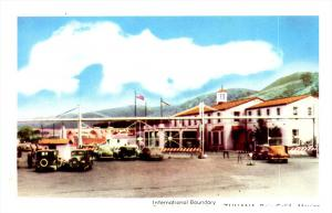 9754  Mexico Tijuana  International Boundry