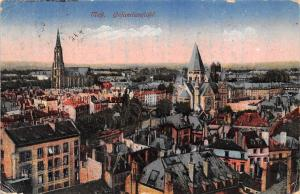 France Metz Gesamtansicht Kirche Church Panoramic view Eglise