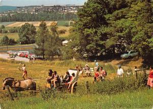 GG12623 Malsfeld-Beisefoerth Ferienparadies im Fuldatal Pferde Auto
