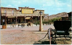 CALICO, CA California   CALICO HOUSE KITCHEN   1972   Roadside    Postcard