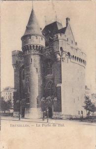 Belgium Brussells La Porte de Hal