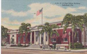 U. S. Post Office Building, LAKELAND, Florida, 1930-1940s