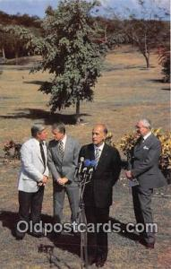 President Carter West German Chancellor Helmut Schmidt, French President Post...